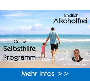 Beitragsbild: Selbsthilfeprogramm Endlich Alkoholfrei.
