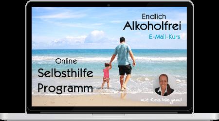 Selbsthilfeprogramm: Weg vom Alkohol
